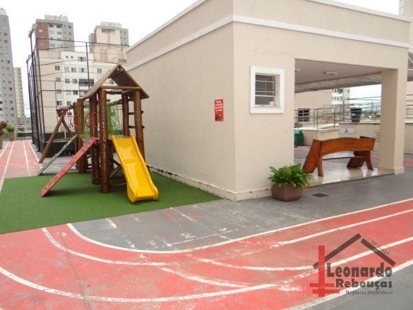 Apartamento duplex com 2 quartos no Spazio Eco Ville Araguaia - Bairro Setor Negrão de Lim - Foto 2