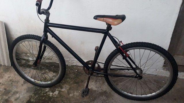 Bicicleta aro 26 filé  - Foto 3