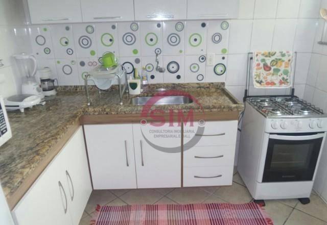 Apartamento com 3 dormitórios à venda, 250 m² por R$ 750.000 - Vila Nova - Cabo Frio/RJ - Foto 6