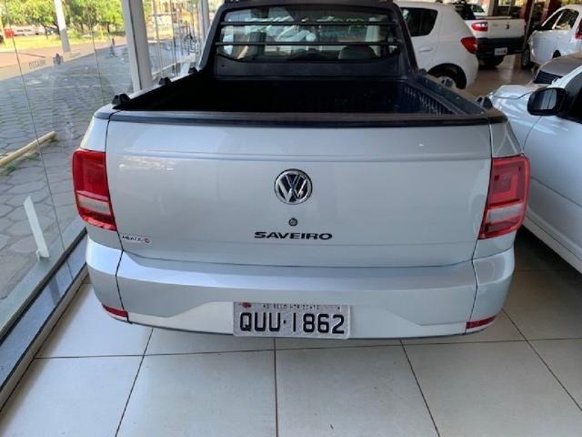 Volkswagen Saveiro 1.6 MSI TRENDLINE CS 8V FLEX 2P MANUAL - Foto 4