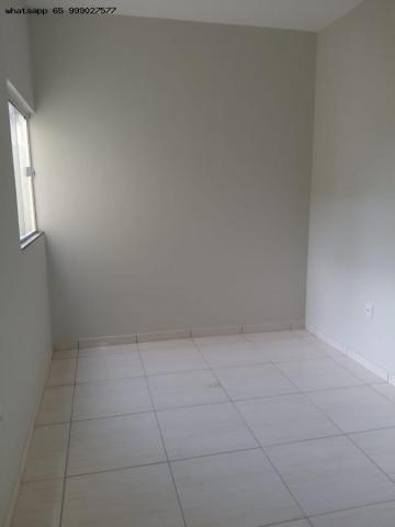 Casa para Venda em Várzea Grande, Jardim Eldorado, 2 dormitórios, 1 banheiro, 2 vagas - Foto 4