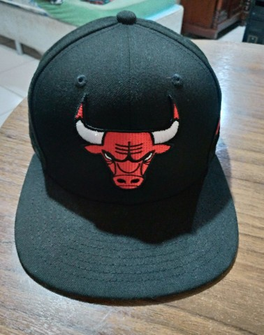 Boné original Chicago Bulls