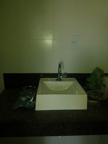 Casa Recém Construída - 3 Dormitórios - Bairro Lagoa Seca. - Foto 11