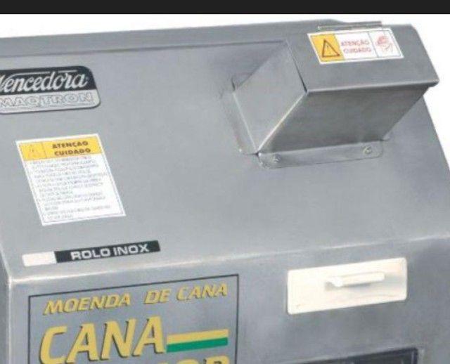 Moenda / moedor de Cana Shop   Cana Shop 60 Elétrica - Foto 3
