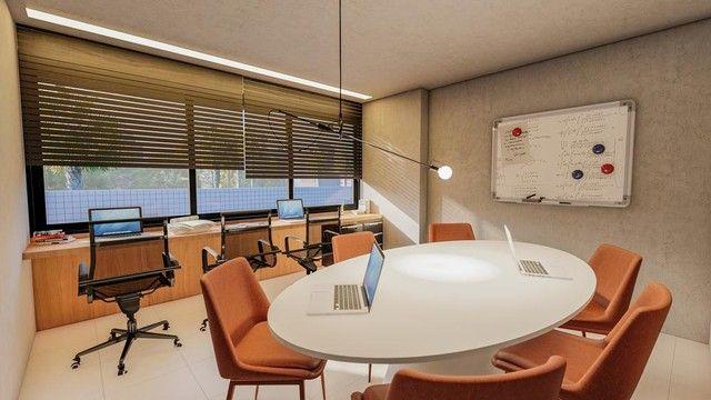 Edíficio Aquarius com Apartamento de 1 quarto e sala na Ponta Verde - Foto 19