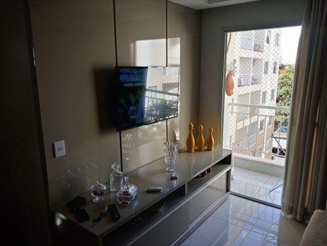 Apartamento 2 quartos, montado em armários, garagem, lazer, financia - Foto 6