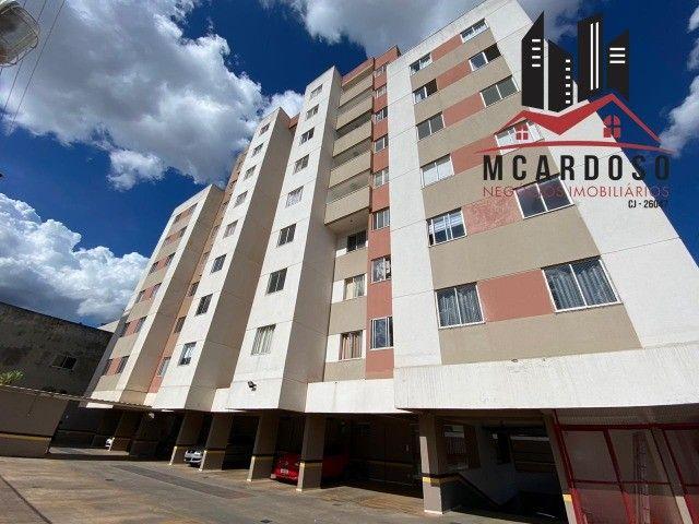 apartamento 2 quartos, otima localização prox. do metro, c/ varanda, samambaia sul - Foto 11