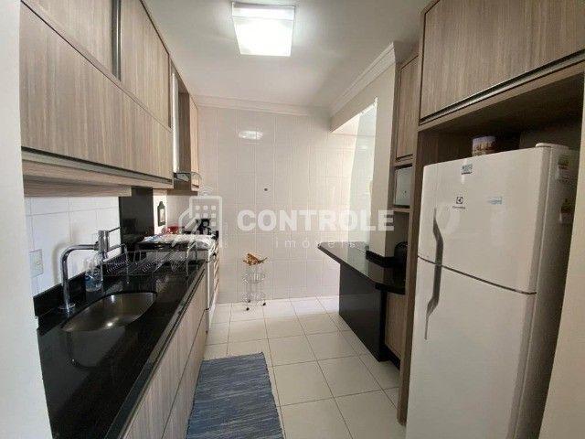 (Ri)Excelente apartamento com area de lazer completa e 3 vagas de garagem em Barreiros. - Foto 5