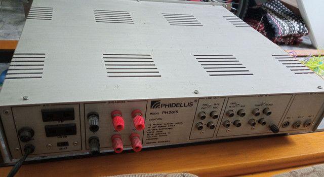 Amplificador Phidellis PH 2615 - Foto 2