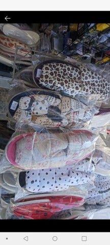 kit revenda 10 chinelos pantufa atacado  - Foto 3