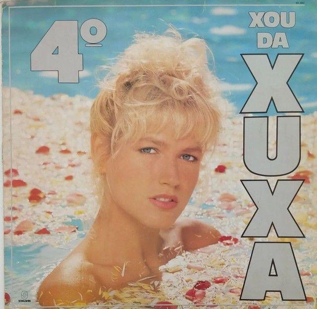 Lote Com 7 Lp (disco De Vinil) Da Xuxa - Foto 4