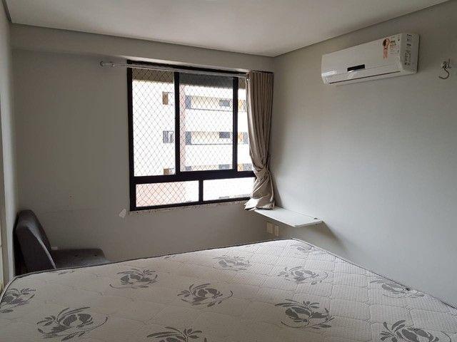 Alugo apartamento na Ponta do Farol mobiliado  - Foto 11