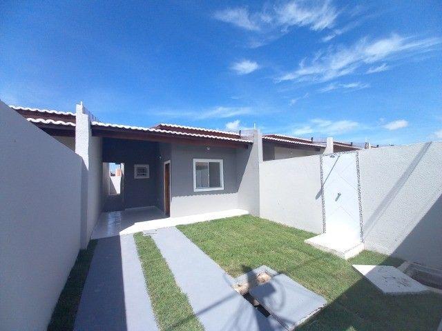 WS casa nova com 2 quartos 2 banheiros com documentação inclusa - Foto 4