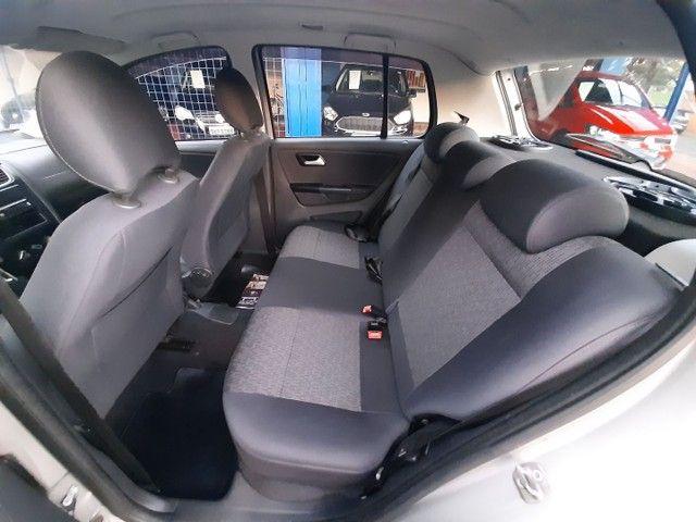 VW Fox 2013 1.0 Flex Completo Troco Carro Moto Financio - Foto 11