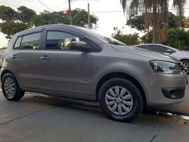 VW Fox 2013 1.0 Flex Completo Troco Carro Moto Financio - Foto 19