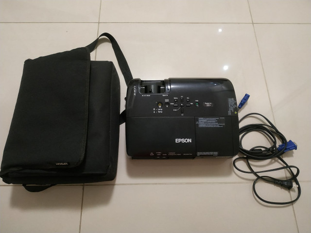 Projetor EPSON Power Lite S6+ - Foto 3