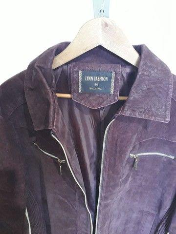 Jaqueta de couro . - Foto 6