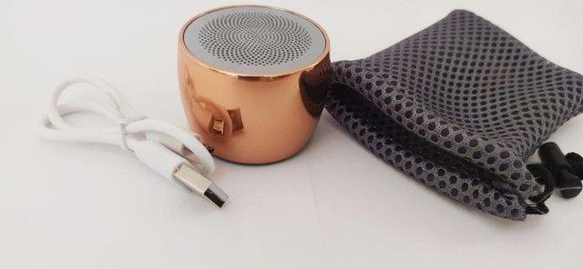 U9 V4.2 Falante Sem Fio Da Liga de Alumínio Mini Speaker Portátil Sem Fio