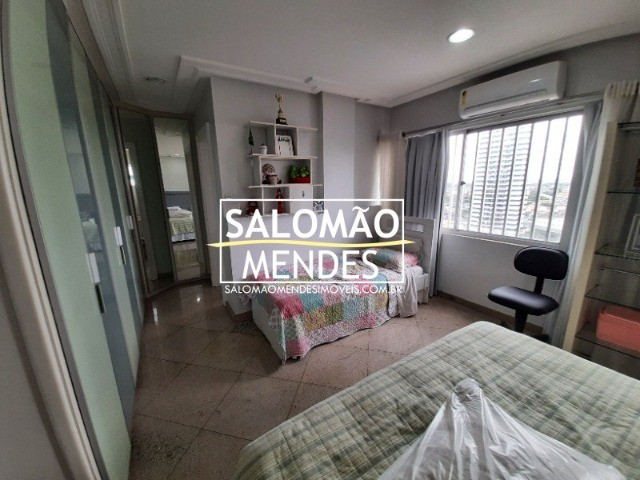 Cobertura duplex 500 m² no Umarizal, piscina 05 quartos, 5 vagas, 4 suítes - Foto 20