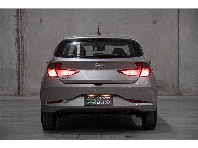 Hyundai Hb20 2020 1.0 12v flex vision manual - Foto 4