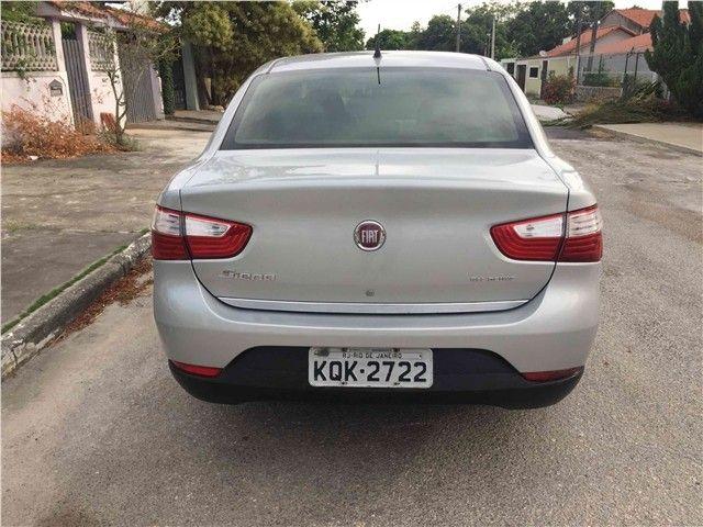 Fiat Grand siena 2013 1.4 mpi attractive 8v flex 4p manual - Foto 4