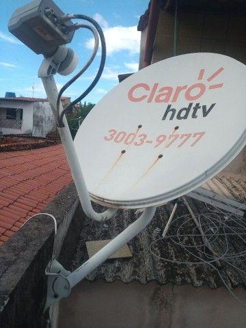 Antena Claro Hdtv