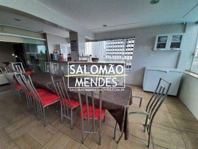 Cobertura duplex 500 m² no Umarizal, piscina 05 quartos, 5 vagas, 4 suítes - Foto 17
