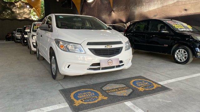 Chevrolet  ONIX LS 1.0 flex  2016  único dono  ( 1 ano de garantia ) - Foto 5
