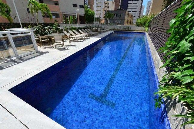 Apartamento mobiliado a 100 metros da Beira Mar - Foto 2