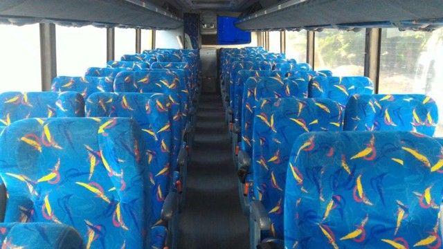 Excelente ônibus motor dianteiro - Foto 6