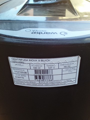 Centrifuga de Roupas 10kg - Foto 5