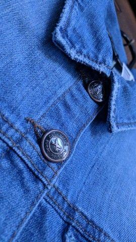 Jaqueta jeans Hering P ou M - Foto 3