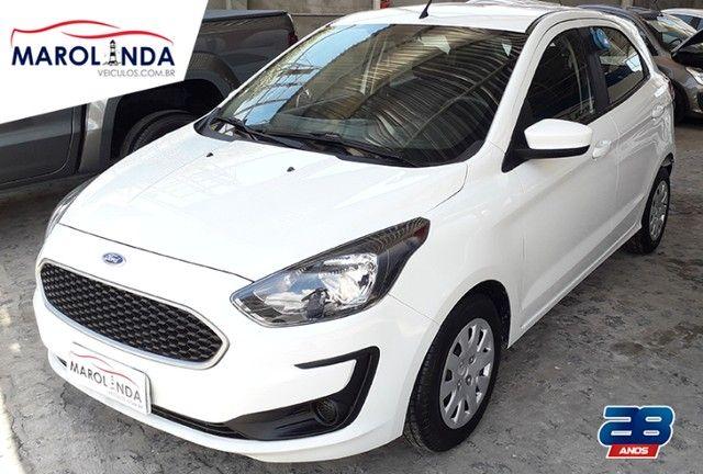 Ford Ka 1.0 SE Ipva Pago-Garantia de Fábrica - 2020 - Foto 3