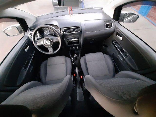 VW Fox 2013 1.0 Flex Completo Troco Carro Moto Financio - Foto 14