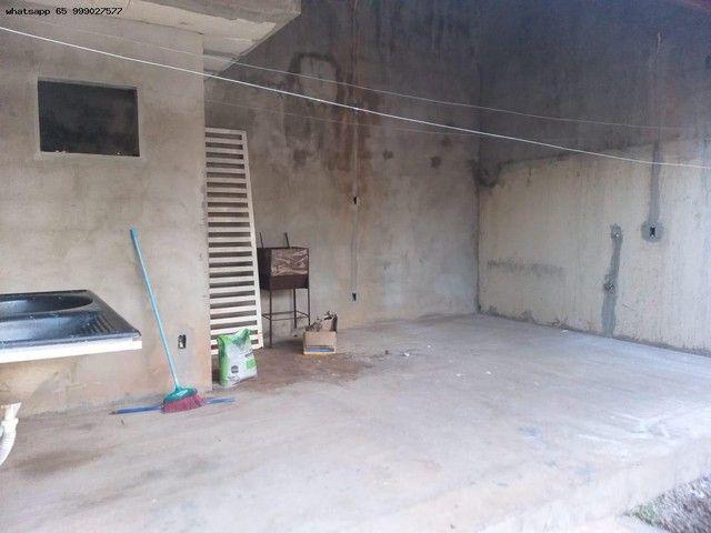 Casa para Venda em Várzea Grande, Ikaray, 3 dormitórios, 1 suíte, 2 banheiros, 2 vagas - Foto 12