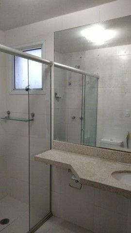 Aluga-se apartamento com 3 suítes, varanda com ótima vista para Baía do Guajará - Foto 14