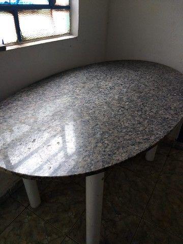 Mesa de mármore  - Foto 3