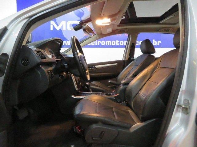 Mercedes-Benz B200 2.0 8v Turbo 4p Automático Top de Linha C/ Teto Panorâmico Único Dono - Foto 14