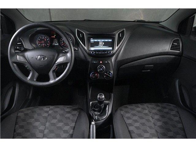 Hyundai Hb20 2019 1.6 comfort plus 16v flex 4p manual - Foto 7