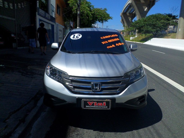Honda Cr-V Lx 2.0 Automática 2012/2012 - Foto 2