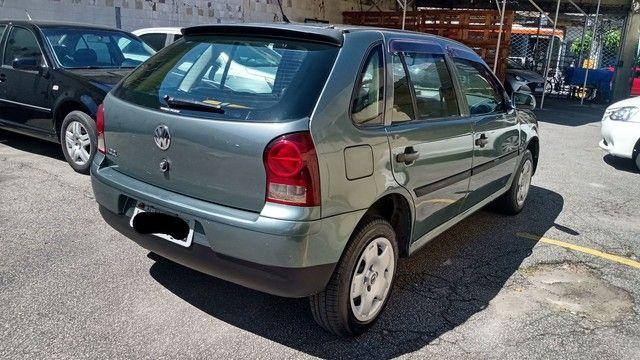 VW/GOL G4 1.0 FLEX/GNV - 2009  - Foto 2