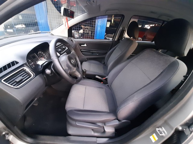 VW Fox 2013 1.0 Flex Completo Troco Carro Moto Financio - Foto 10