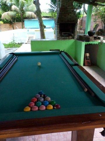 Alugo casa mobiliada com piscina  - Foto 7