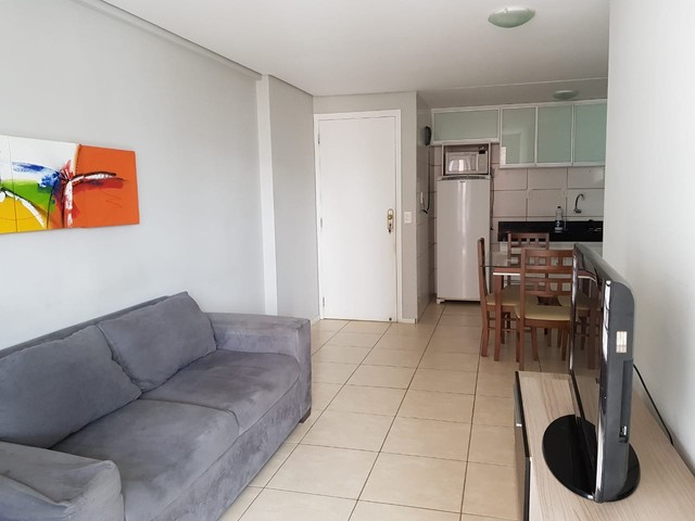 Alugo apartamento na Ponta do Farol mobiliado  - Foto 2