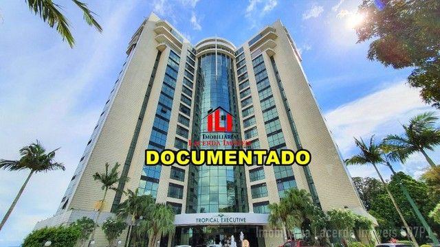 Flat Mobiliado com Vista p Rio no Tropical Hotel 6 Andar