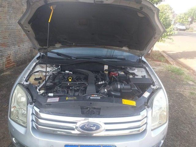 Ford fusion 2006 prata completo (Automático ) - Foto 9