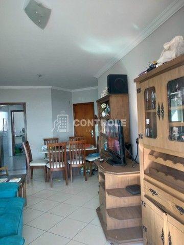 (Ri)Ótimo apartamento vista mar, 101m2 com 3 dormitórios sendo 1 suíte em Barreiros - Foto 5