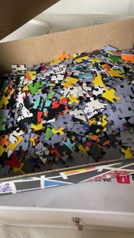 Quebra Cabeça 500peças Happy Day Romero Britto Novo - Foto 2