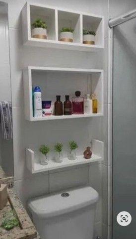 Li dos Kits de Nichos para decorar sua casa, 100% MDF  - Foto 2