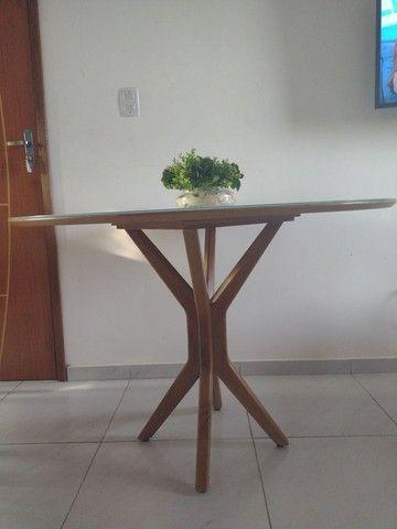 Mesa de madeira nova!  - Foto 3